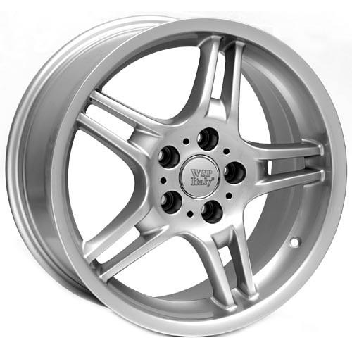 Купить диски WSP Italy BMW (W650) Sofia R18 5x120 j8.5 ET50 DIA72.6 silver