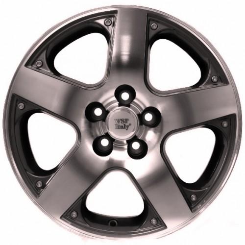 Купить диски WSP Italy Volkswagen (W430) Sorrento R16 5x100 j7.0 ET38 DIA57.1 ANTHRACITE POLISHED