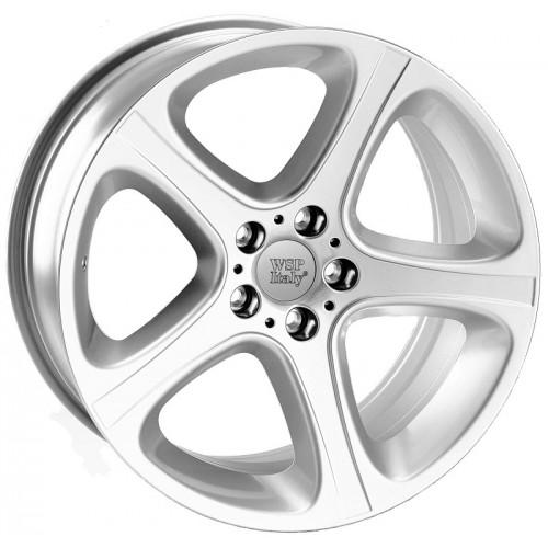 Купить диски WSP Italy BMW (W642) X5 Space R18 5x120 j8.5 ET46 DIA72.6 silver