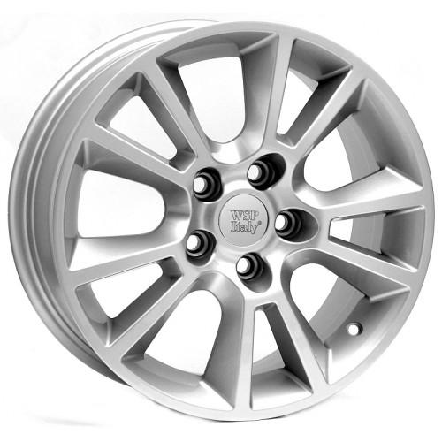 Купить диски WSP Italy Opel (W2502) Strike R15 5x110 j6.5 ET37 DIA65.1 silver
