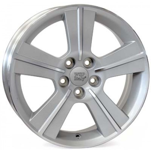 Купить диски WSP Italy Subaru (W2703) Orion R16 5x100 j6.5 ET48 DIA56.1 SILVER POLISHED