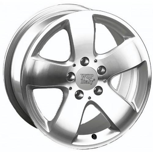 Купить диски WSP Italy Mercedes (W725) Tokyo R15 5x112 j7.0 ET37 DIA66.6 silver