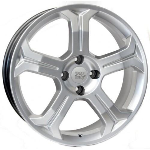 Купить диски WSP Italy Peugeot (W852) Toulouse R18 4x108 j7.5 ET18 DIA65.1 silver