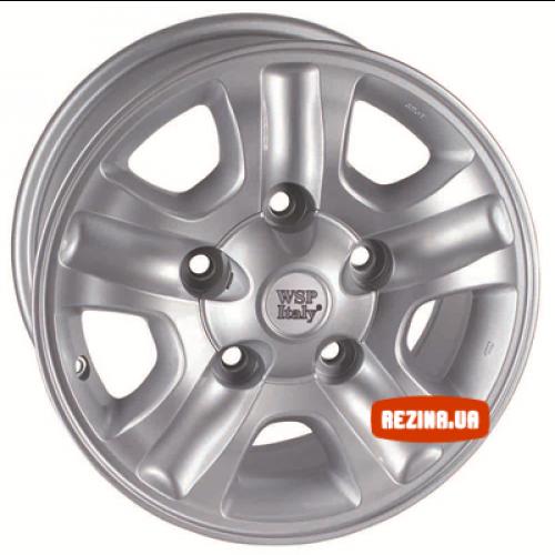 Купить диски WSP Italy Toyota (W1705) Nagoya R18 5x150 j8.5 ET60 DIA110.1 silver