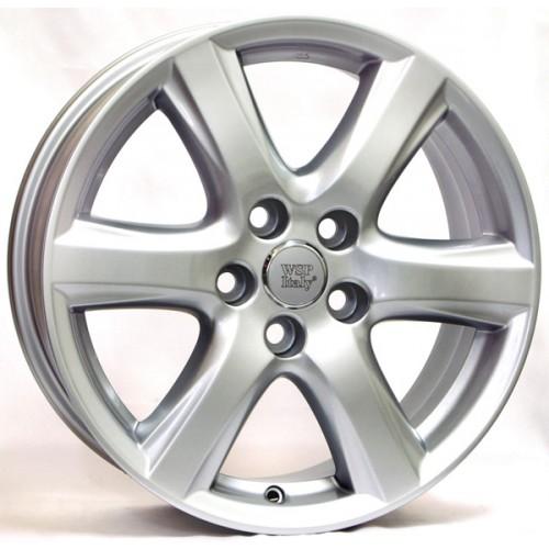 Купить диски WSP Italy Toyota (W1756) Nefertiti R17 5x114.3 j7.0 ET45 DIA60.1 silver