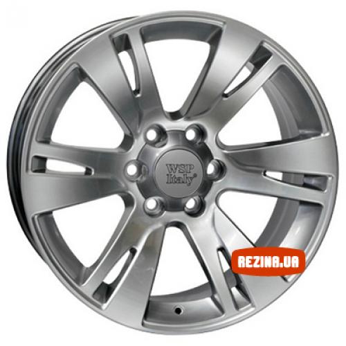 Купить диски WSP Italy Toyota (W1765) Venere R18 6x139.7 j7.5 ET25 DIA106.1 HS