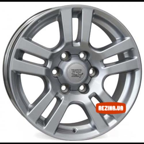 Купить диски WSP Italy Toyota (W1766) Era R18 6x139.7 j7.5 ET25 DIA106.1 silver