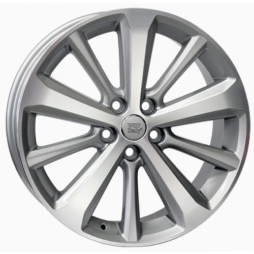 Купить диски WSP Italy Toyota (W1770) LAquila R19 5x114.3 j7.5 ET35 DIA60.1 SILVER POLISHED
