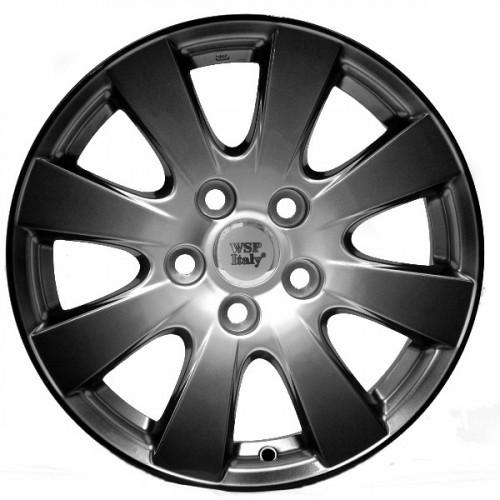 Купить диски WSP Italy Toyota (W1754) Tripoli R16 5x114.3 j6.5 ET45 DIA60.1 hyper black