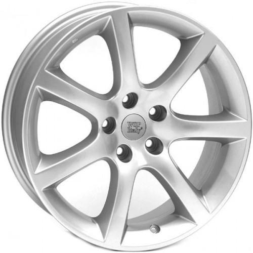 Купить диски WSP Italy Nissan (W1806) Ueno R18 5x114.3 j7.5 ET30 DIA66.1 silver