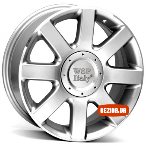 Купить диски WSP Italy Volkswagen (W439) Maratea R16 5x100 j7.0 ET42 DIA57.1 SILVER POLISHED