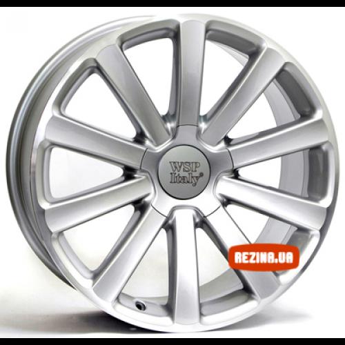 Купить диски WSP Italy Volkswagen (W453) Linz R17 5x112 j7.5 ET42 DIA57.1 SILVER POLISHED