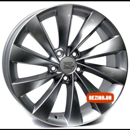 Купить диски WSP Italy Volkswagen (W456) Ginostra/Emmen R17 5x112 j7.5 ET42 DIA57.1 Black