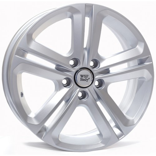 Купить диски WSP Italy Volkswagen (W467) Xiamen R17 5x112 j7.0 ET43 DIA57.1 silver