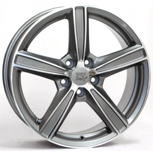 Купить диски WSP Italy Volvo (W1254) Lima R19 5x108 j8.0 ET49 DIA67.1 ANTHRACITE POLISHED