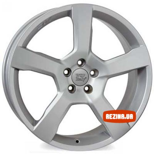 Купить диски WSP Italy Volvo (W1256) Baltica R17 5x108 j7.5 ET49 DIA67.1 silver