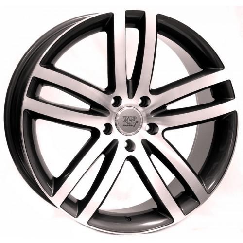 Купить диски WSP Italy Audi (W551) Q7 Wien R20 5x130 j9.0 ET60 DIA71.6 ANTHRACITE POLISHED