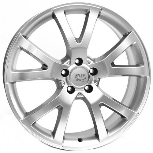 Купить диски WSP Italy Mercedes (W750) Yalta R20 5x112 j8.5 ET35 DIA66.6 silver