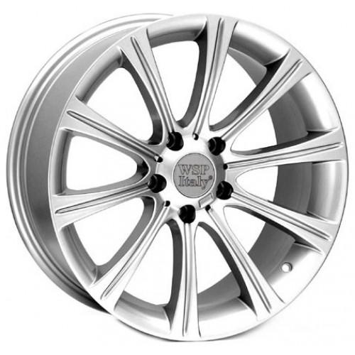 Купить диски WSP Italy BMW (W648) Zurigo R17 5x120 j8.0 ET20 DIA74.1 silver