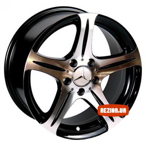 Купить диски ZW 145 R16 5x112 j7.5 ET35 DIA66.6 BP