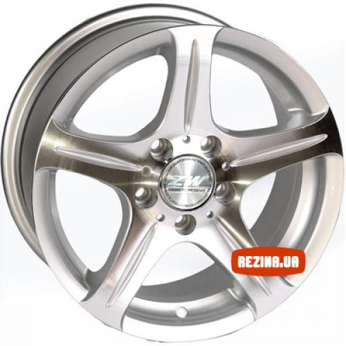Купить диски ZW 145 R15 5x112 j7.0 ET35 DIA66.6 SP