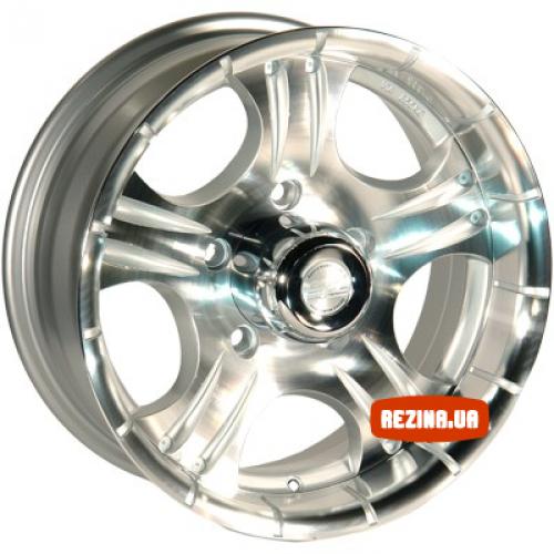 Купить диски ZW 211 R16 5x139.7 j7.0 ET0 DIA110.5 SP