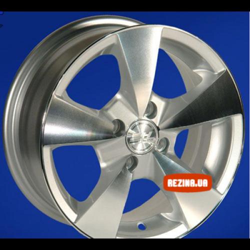 Купить диски ZW 213 R13 4x98 j5.5 ET25 DIA58.6 SP