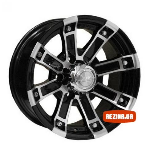 Купить диски ZW 2516 R16 5x139.7 j7.5 ET-10 DIA110.5 BP
