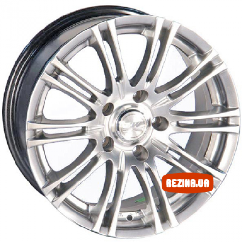 Купить диски ZW 271 R15 4x100 j6.5 ET38 DIA67.1 HS
