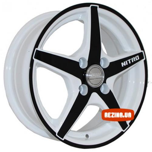 Купить диски ZW 3119Z R14 4x98 j5.5 ET35 DIA58.6 CA-W-PB