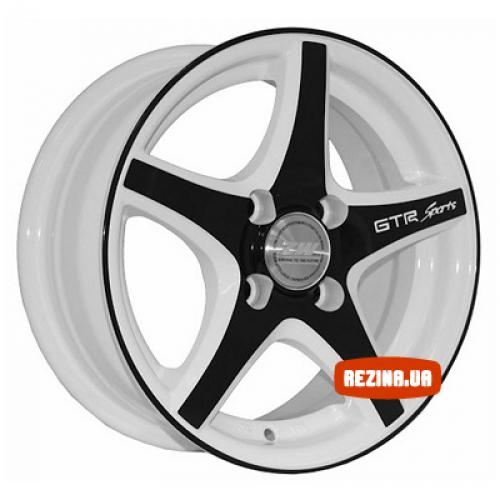 Купить диски ZW 3208Z R13 4x98 j5.5 ET25 DIA58.6 CA-W-PB