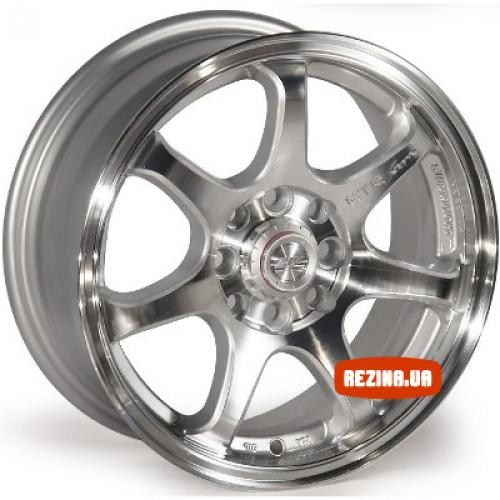 Купить диски ZW 356 R15 4x100 j6.5 ET38 DIA67.1 SP