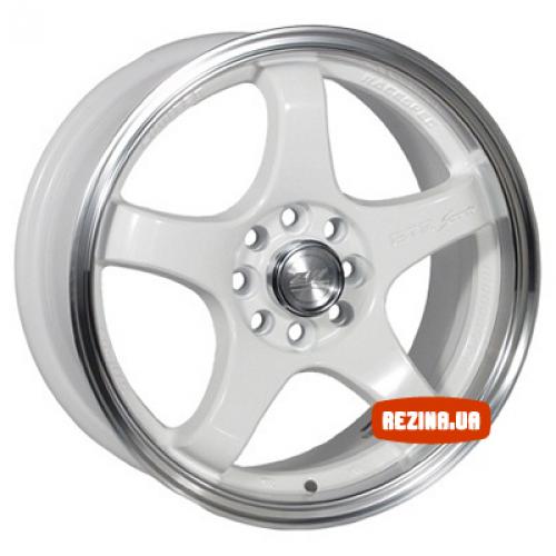 Купить диски ZW 391 R16 5x100 j7.0 ET40 DIA73.1 W-LP-B Z