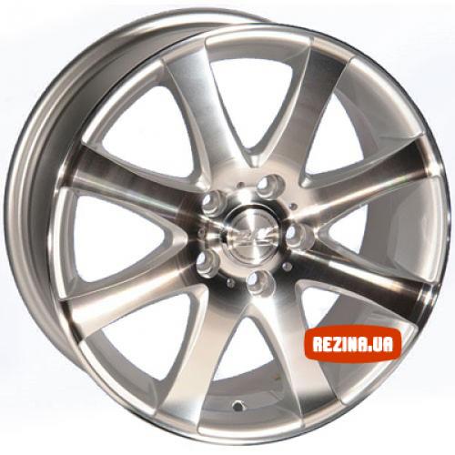 Купить диски ZW 461 R15 4x98 j6.0 ET35 DIA58.1 SP