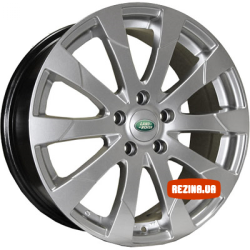 Купить диски ZW 7308 R17 5x108 j7.5 ET55 DIA63.4 HS