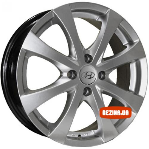 Купить диски ZW 7345 R16 4x100 j6.0 ET48 DIA54.1 HS