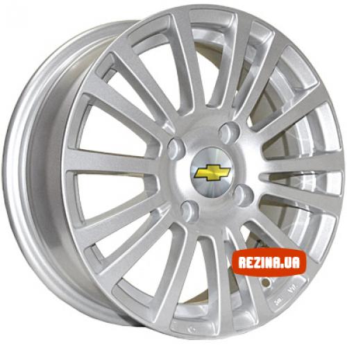 Купить диски ZW 7379 R15 4x114.3 j6.0 ET44 DIA56.6 silver