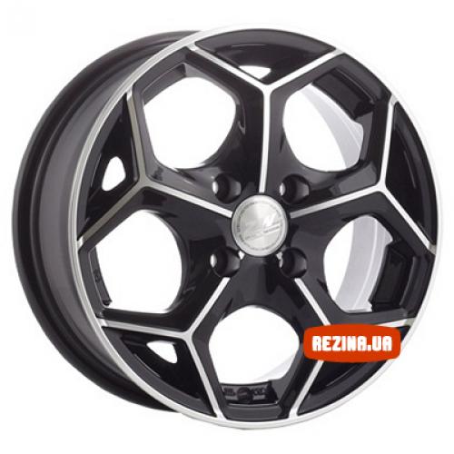 Купить диски ZW 741 R14 4x98 j6.0 ET30 DIA58.6 BP