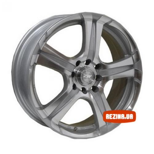 Купить диски ZW 745 R16 4x100 j6.5 ET43 DIA73.1 SP