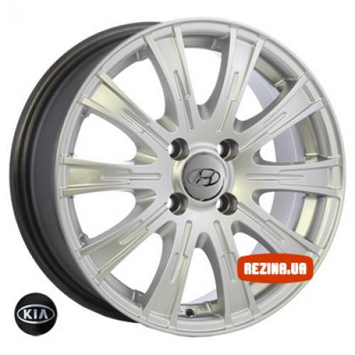 Купить диски ZW 9123 R15 4x100 j6.0 ET45 DIA54.1 HS
