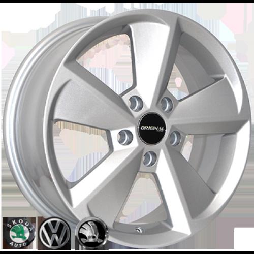Купить диски ZW D5113 R16 5x112 j6.5 ET50 DIA57.1 silver