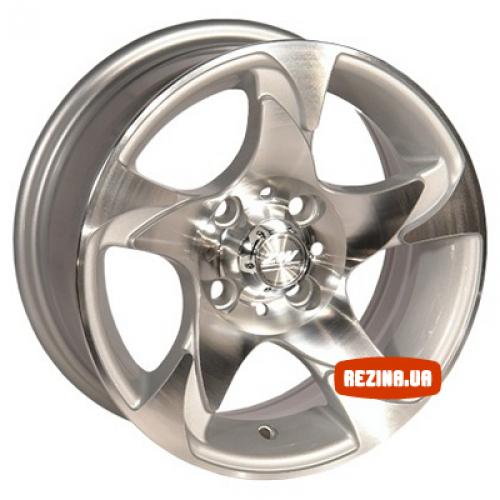 Купить диски ZW D552 R13 4x100 j5.5 ET10 DIA73.1 MS