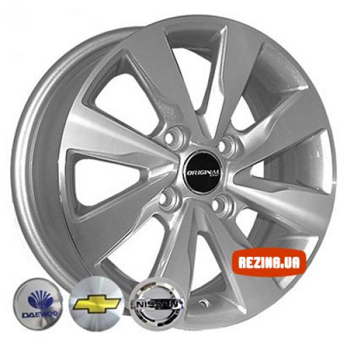Купить диски ZY 5116 R15 4x114.3 j6.0 ET44 DIA56.6 SP