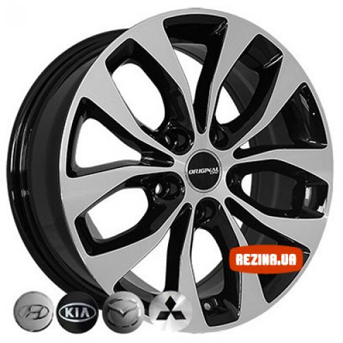 Купить диски ZY 659 R16 5x112 j6.5 ET35 DIA66.6 BP