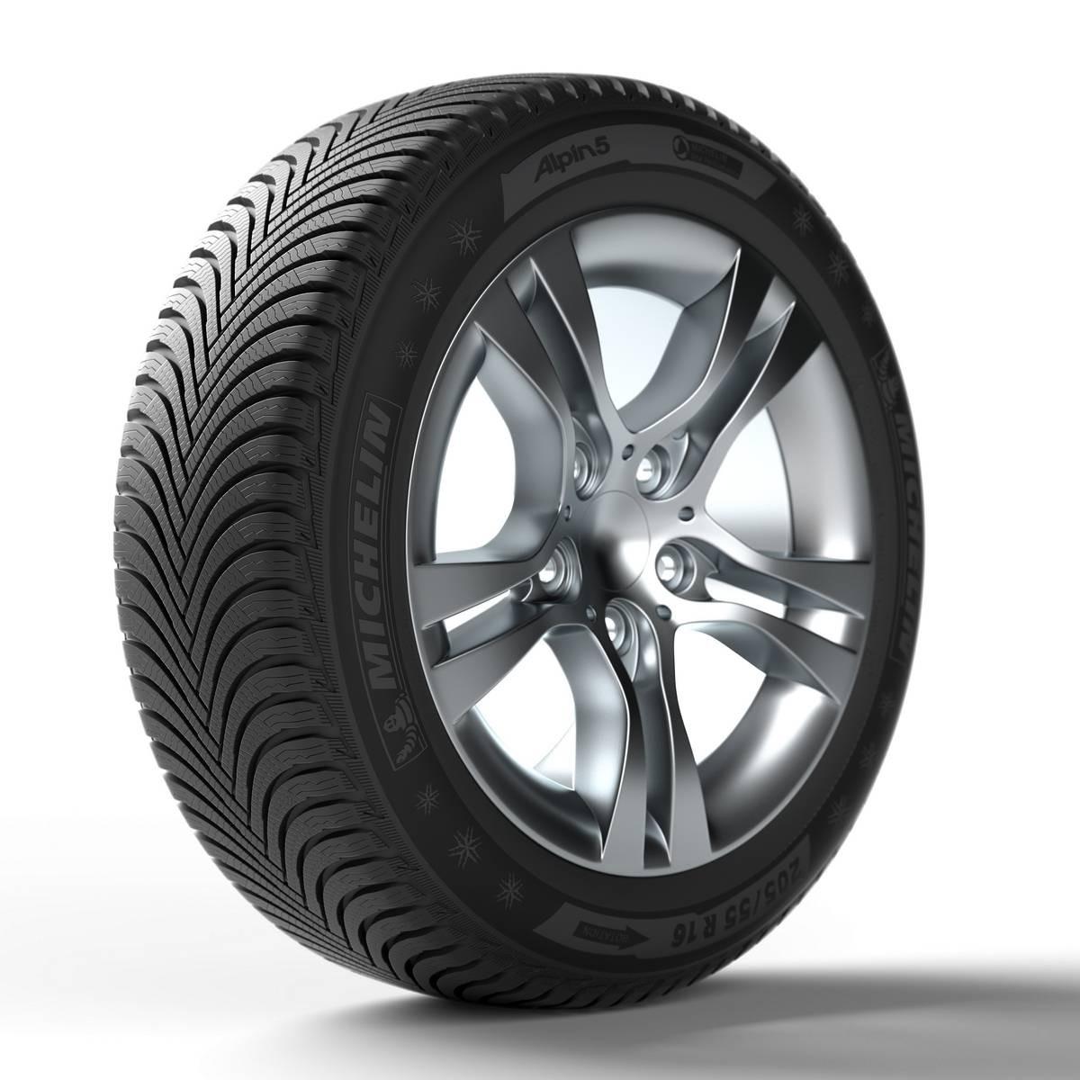 205/55 R19 97H Michelin Alpin 5 XL
