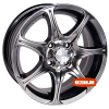 Купить диски Racing Wheels H-134 R14 4x98 j6.0 ET38 DIA58.6 BK-F/P