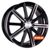 Купить диски Racing Wheels H-385 R17 5x112 j7.0 ET35 DIA73.1 BK-F/P