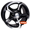 Купить диски Racing Wheels H-409 R15 6x139.7 j7.0 ET0 DIA110.5 BK-F/P