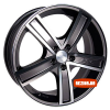 Купить диски Racing Wheels H-412 R15 5x110 j6.5 ET35 DIA65.1 BK-F/P