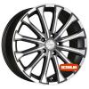 Купить диски Racing Wheels H-461 R18 5x114.3 j7.5 ET35 DIA60.1 BK-F/P